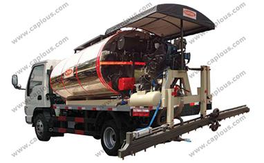 Bitumen Sprayer (Asphalt Pressure Di...
