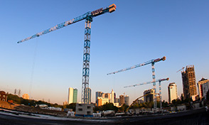 Tower Cranes Product Tree