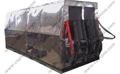 Bitumen Decanter (Asphalt Drum Melte...